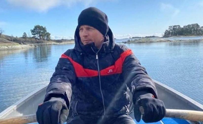 Kimi Räikkönen souteli