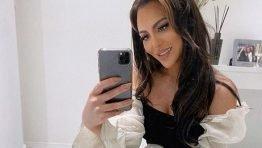 Sofia Belorf kiistää hääuutisoinnin.