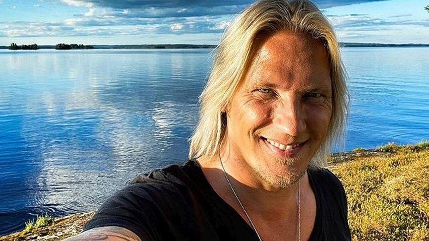 Sami Kuronen julkaisi kirjan lapsille.